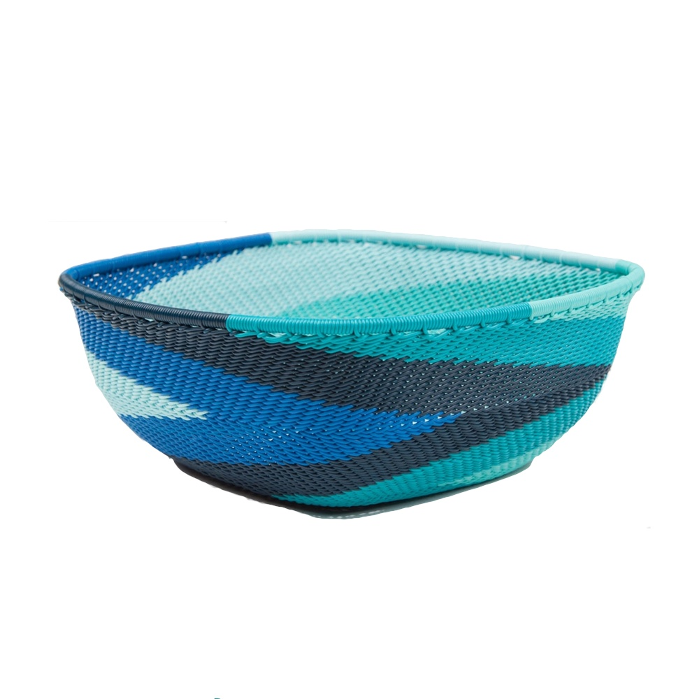telephone wire square bowl ocean