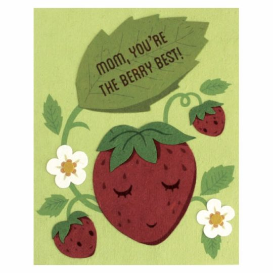 berry-best-mom card