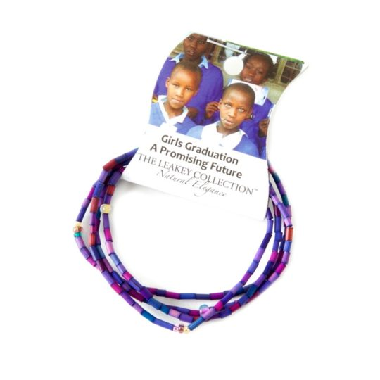 beads for girls education purple