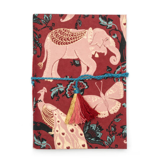 Red Garden Fauna Eco-Journal