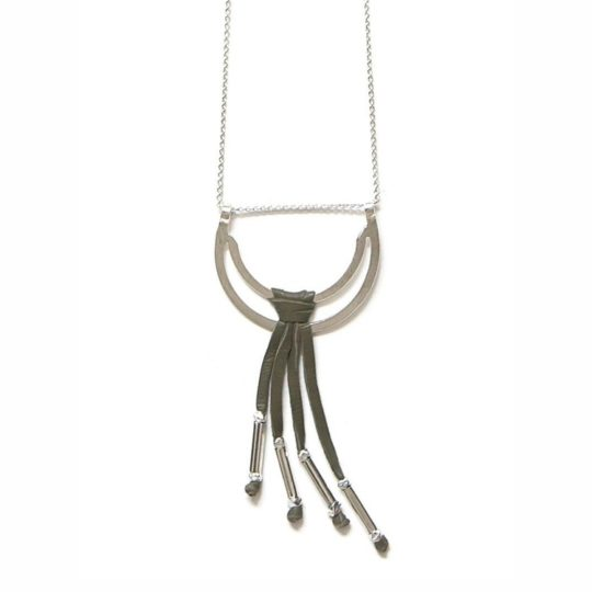 Pasadena_Tassel_Necklace_-_Silver