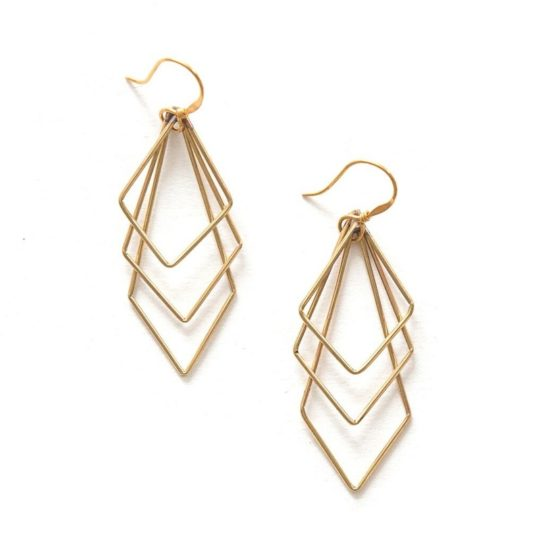 Prominent_Paragon_Earrings_Brass