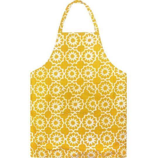 apron chroma mustard