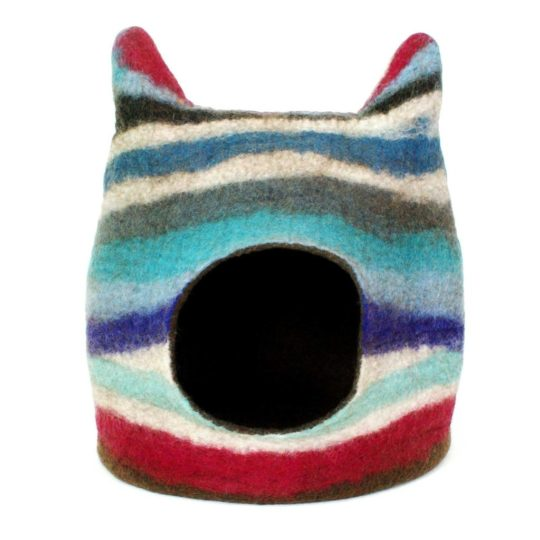 canyon felt cat cave