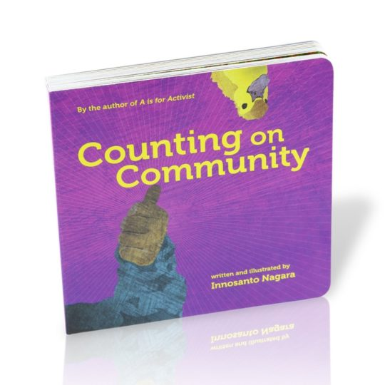 counting on community book