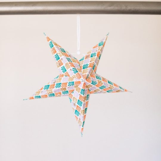 gatsby paper star mini