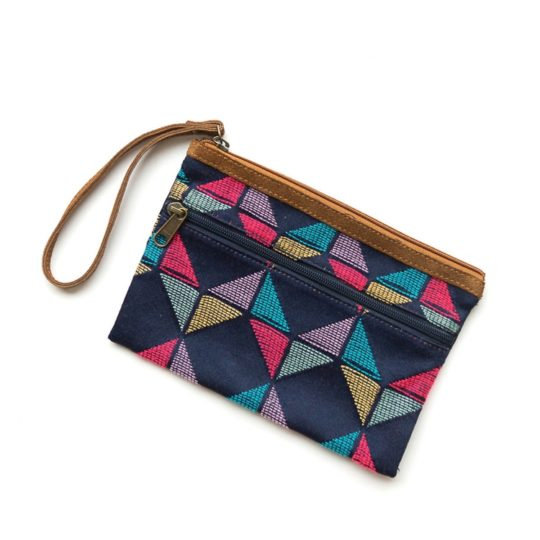 kaleidoscope clutch