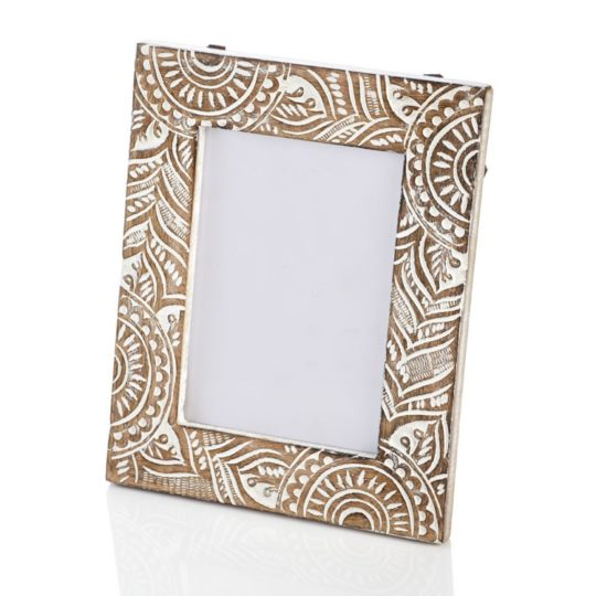 mandala photo frame