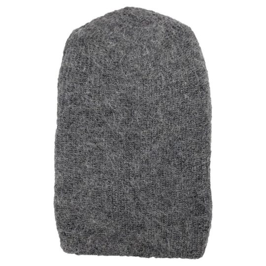 milkshake hat grey