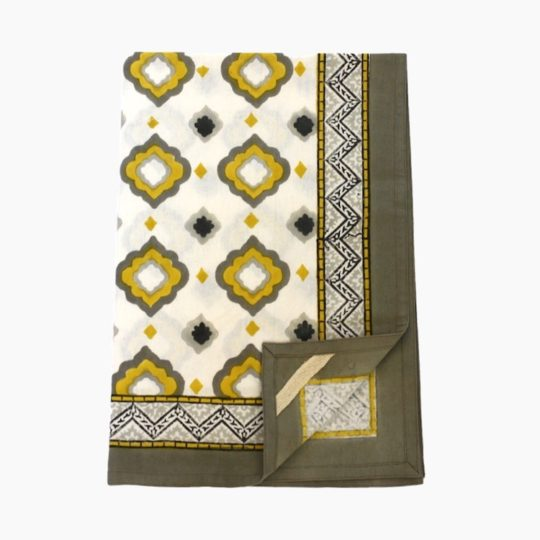 mosambi window kitchen towel