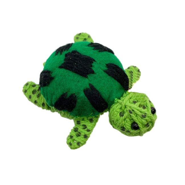 myrtle the turtle stringdoll