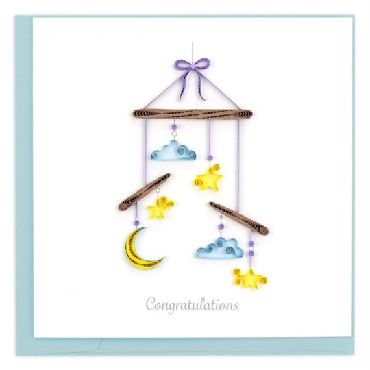 night-sky-baby-mobile-quilling card