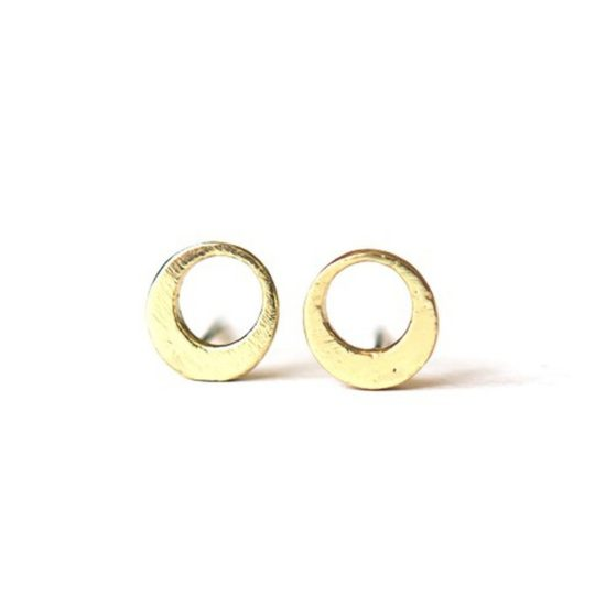 orbit studs brass