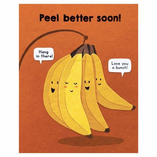 peel better soon card