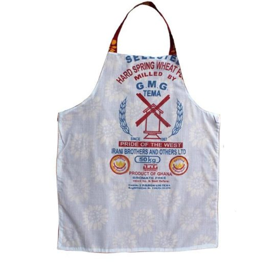 reversible apron back citrus