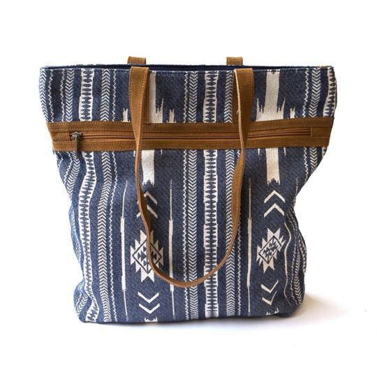 rover purse blue