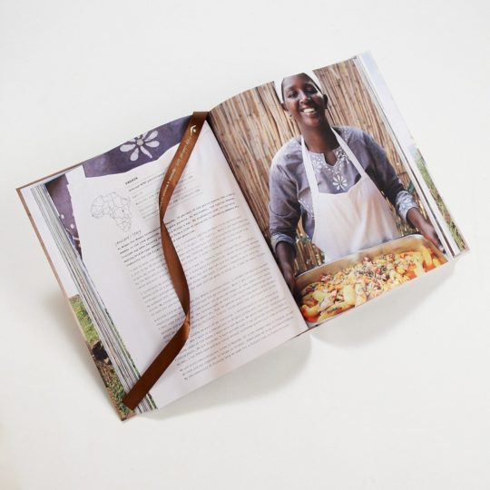 share cookbook inside
