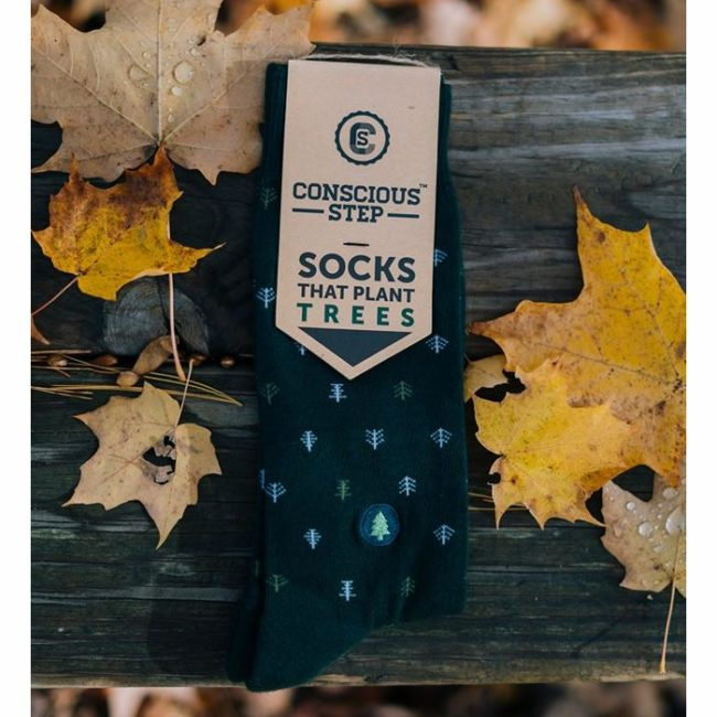 socks that plant trees holiday 3