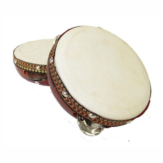 traditional tambourine small
