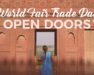 world fair trade day open doors