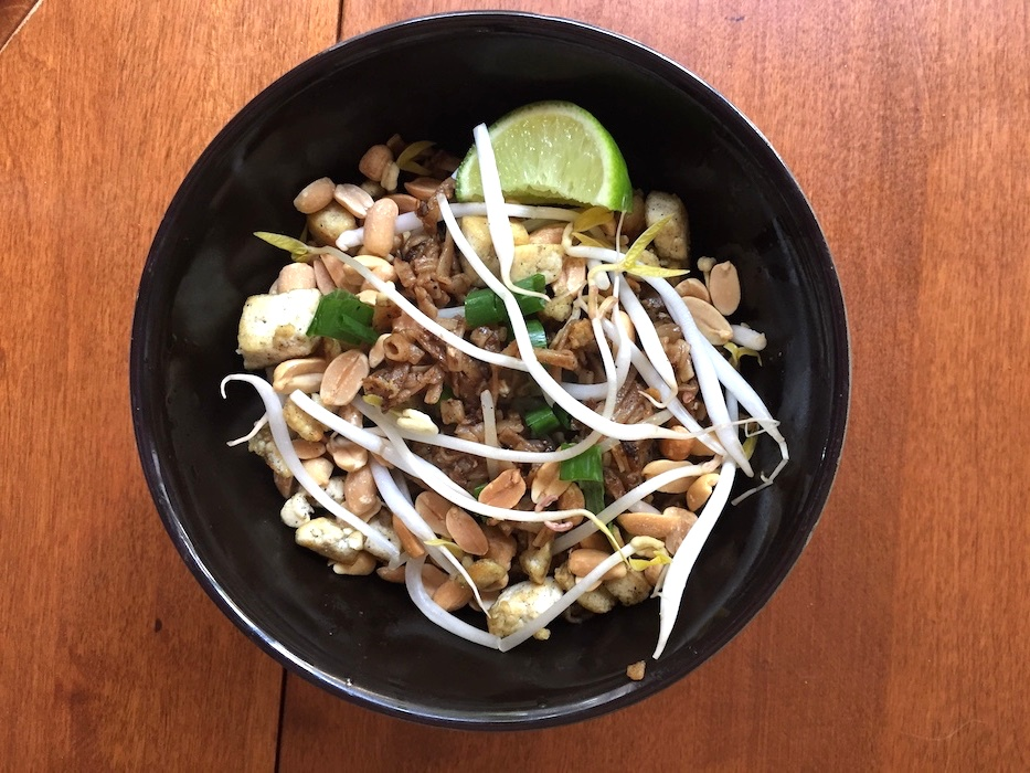 fair trade pad thai