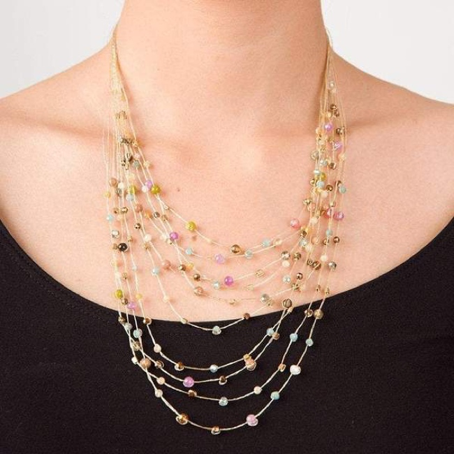 reena necklace model 2