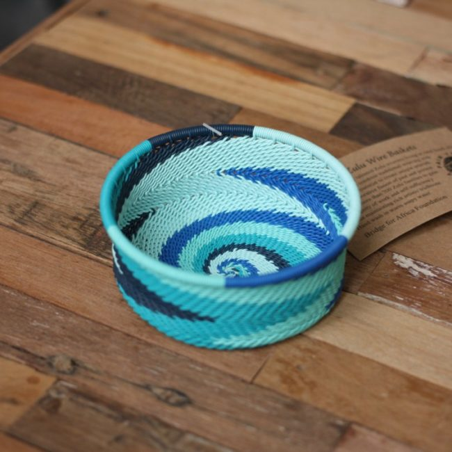 ocean telephone wire tuna tin