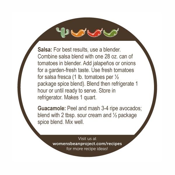 southwest salsa spice blend 1