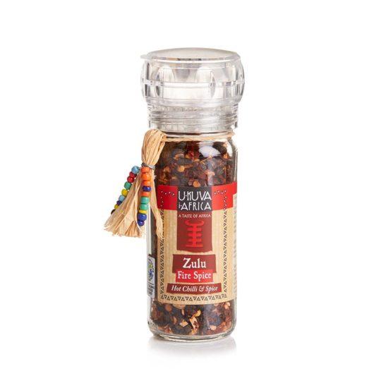 zulu fire spice grinder