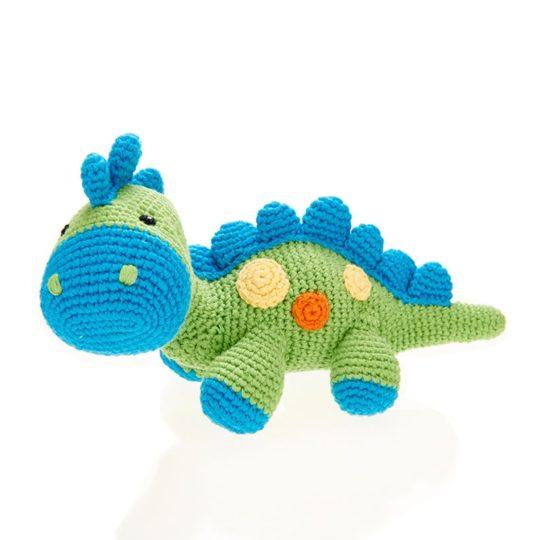 Dinosaur-rattle