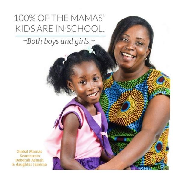 global mamas kids education