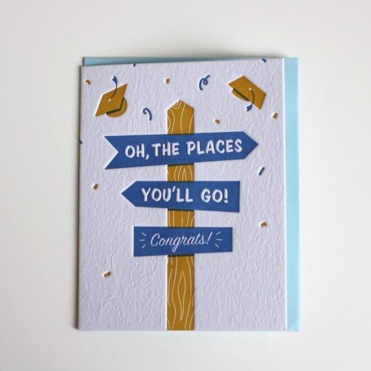 places youll go graduation card