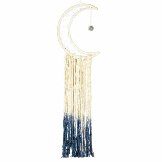Dream catcher blue moon