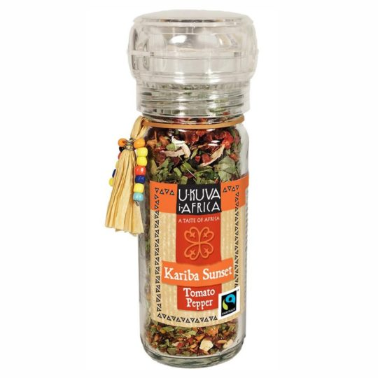 sundried tomato pepper grinder