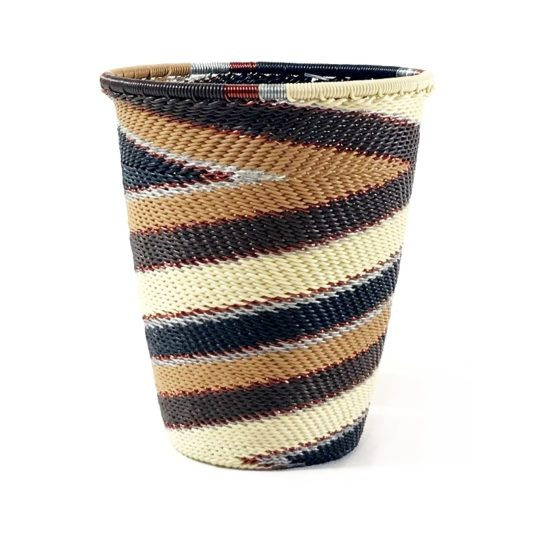 mocha telephone wire cup