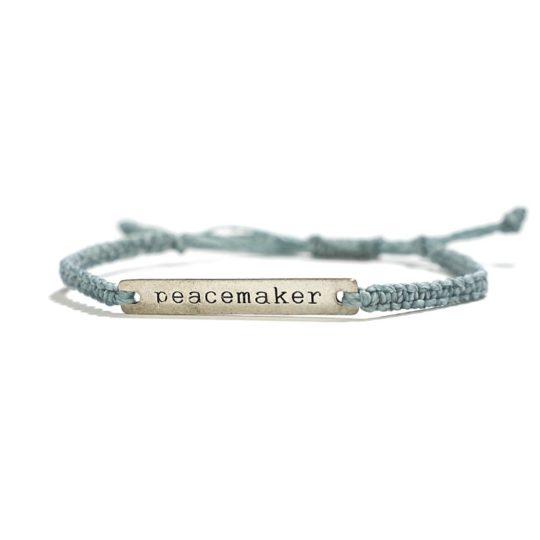 sea mist peacemaker bracelet