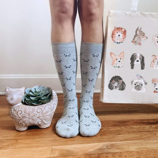 socks that save cats model