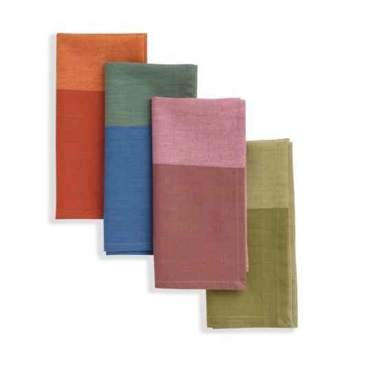 chic cotton napkins