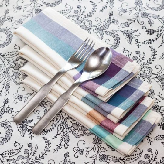 clove cotton napkins
