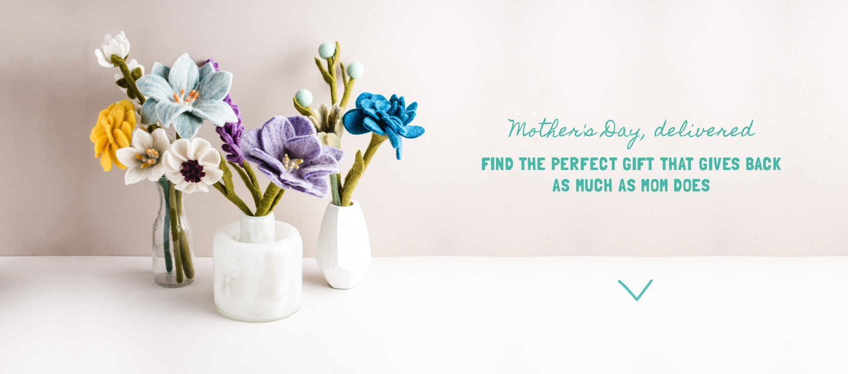 mothers day gifts page banner