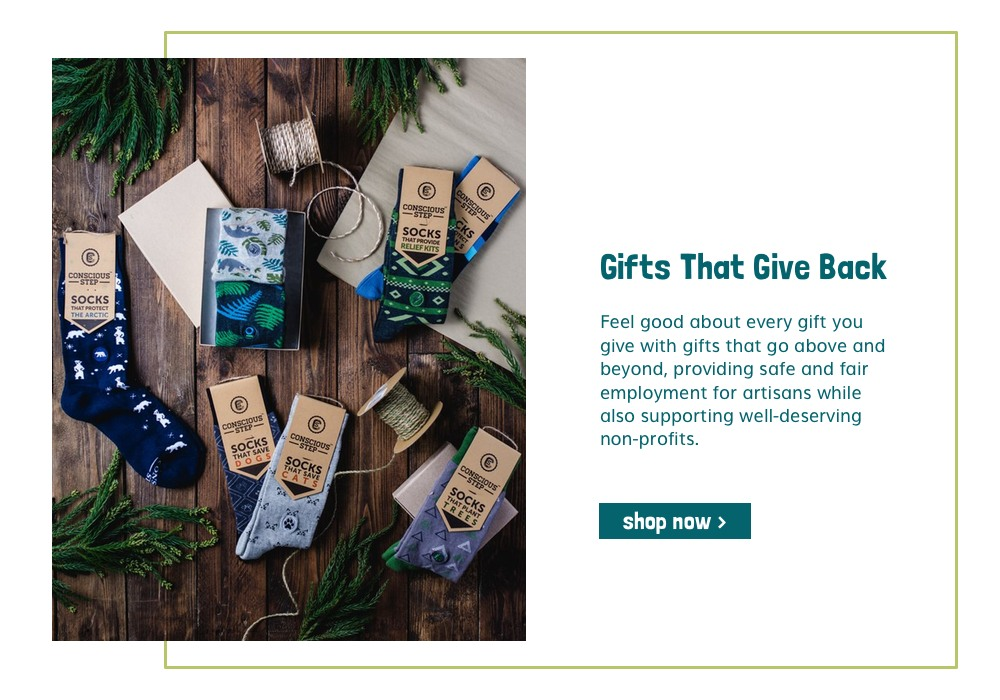 gifts that give back block