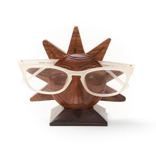 sun eyeglass holder