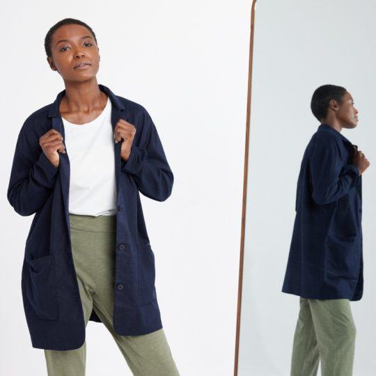 Brielle linen jacket