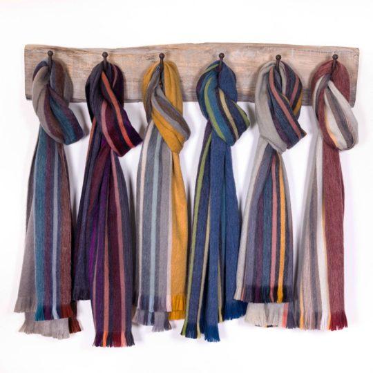 brushed alpaca scarves new 2021