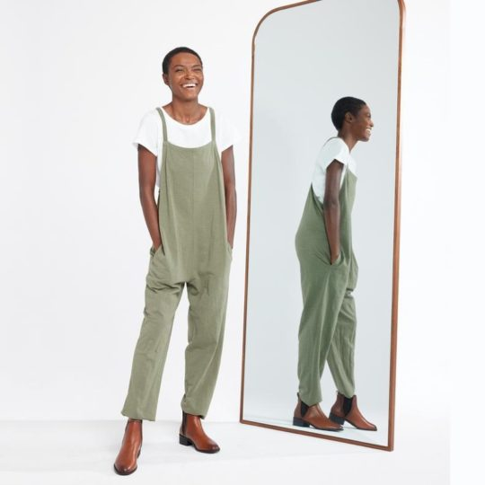 cadence overalls army