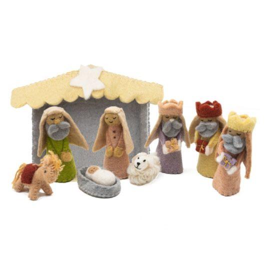 felt nativity ggp